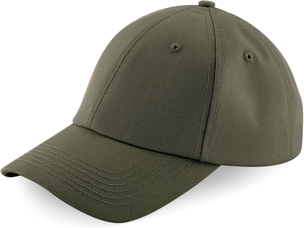 Senvi Authentic Baseball Cap Olive (One size fits all)