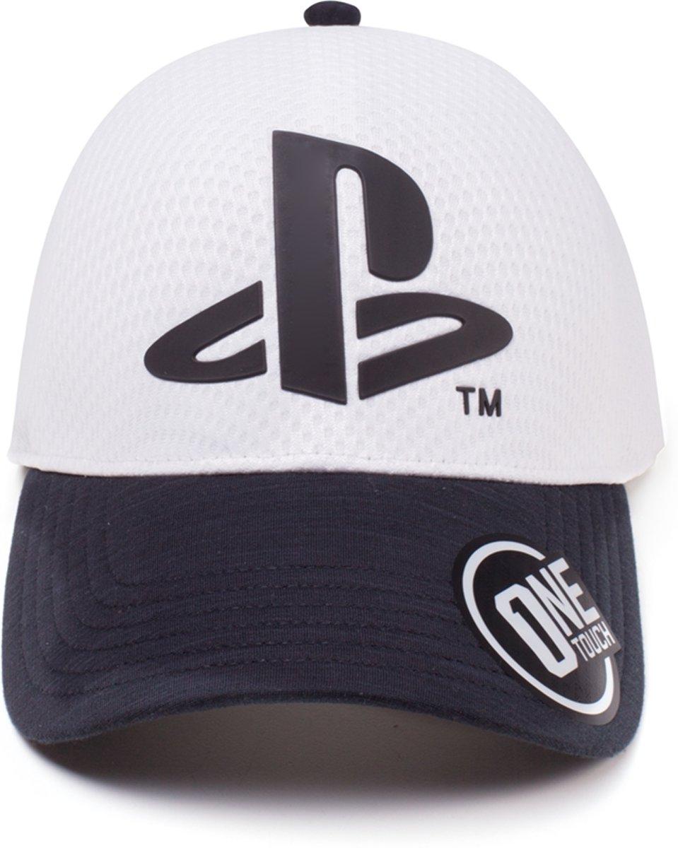 Playstation - Logo Seamless Curved Bill - Pet