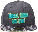 Rick And Morty - Wubba Lubba snapback