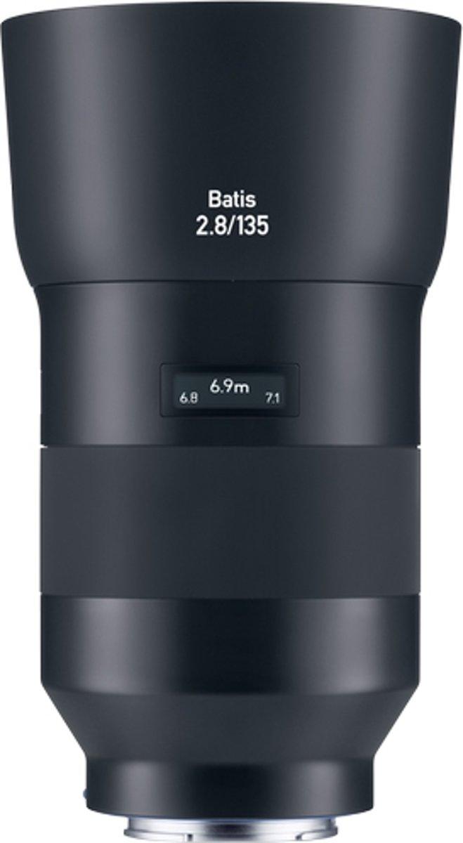 Carl Zeiss Batis 2.8 / 135mm SLR Telelens Zwart