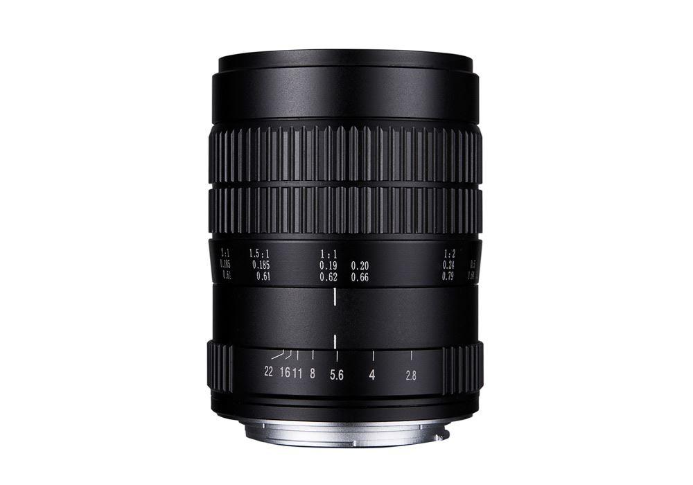Laowa 60mm f/2.8 2x Ultra Macro Nikon F