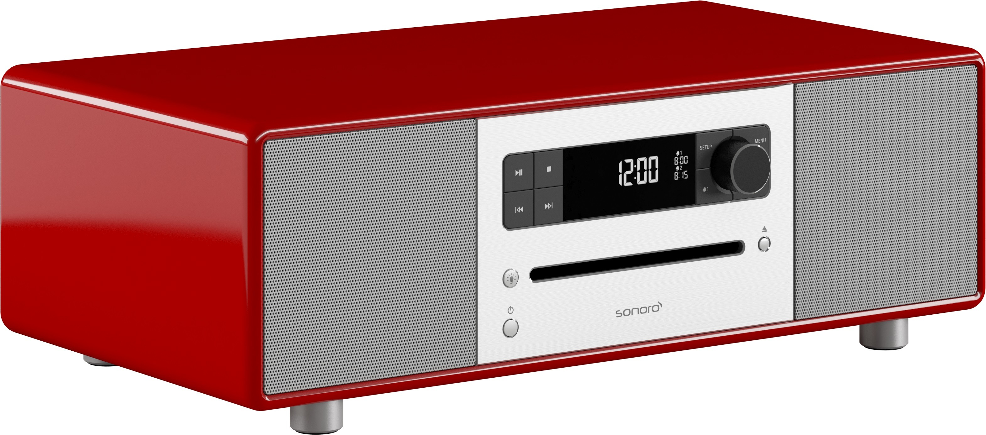 Sonoro stereo set Stereo 320 rood