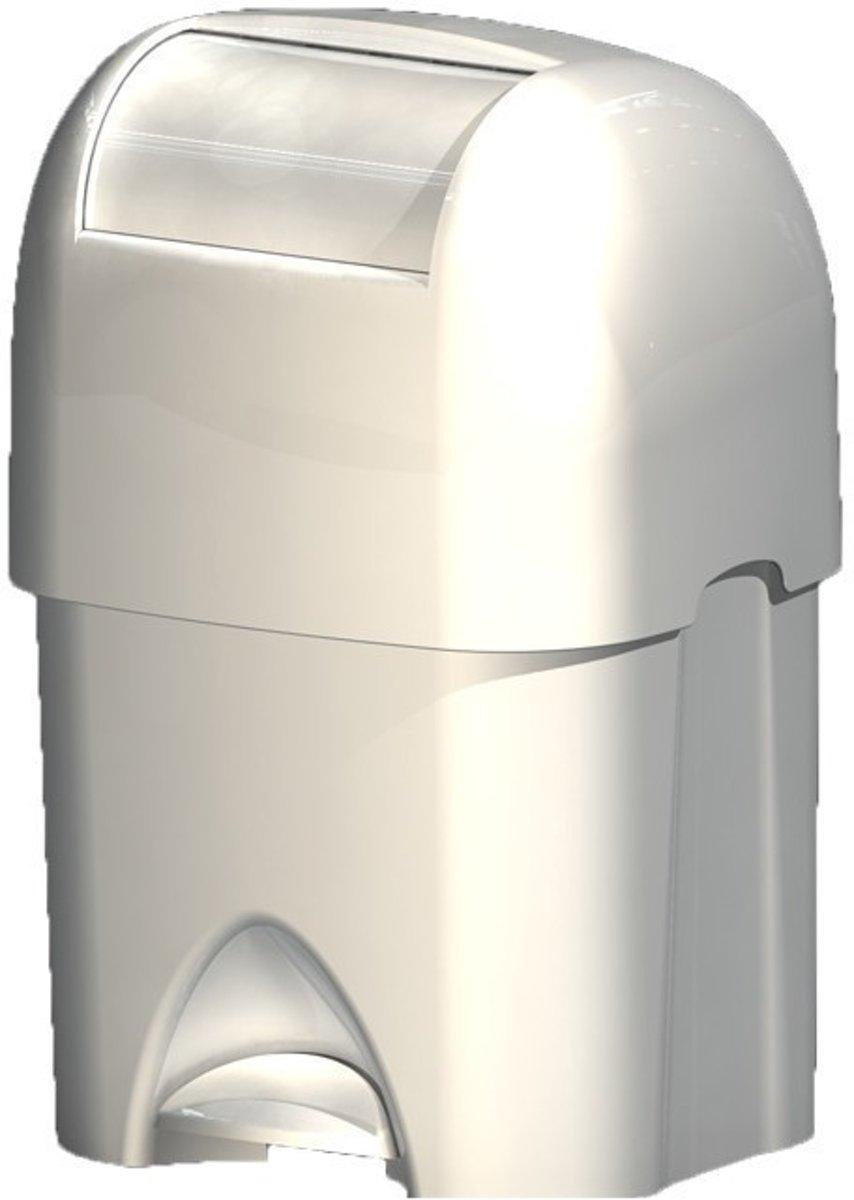 Nappyminder - luieremmer gemaakt van plastic