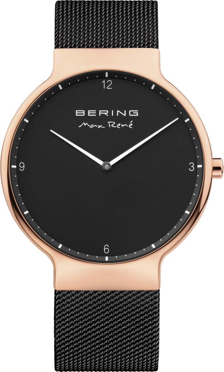 BERING 15540-262 - Horloge - Staal - Zwart - ? 40 mm
