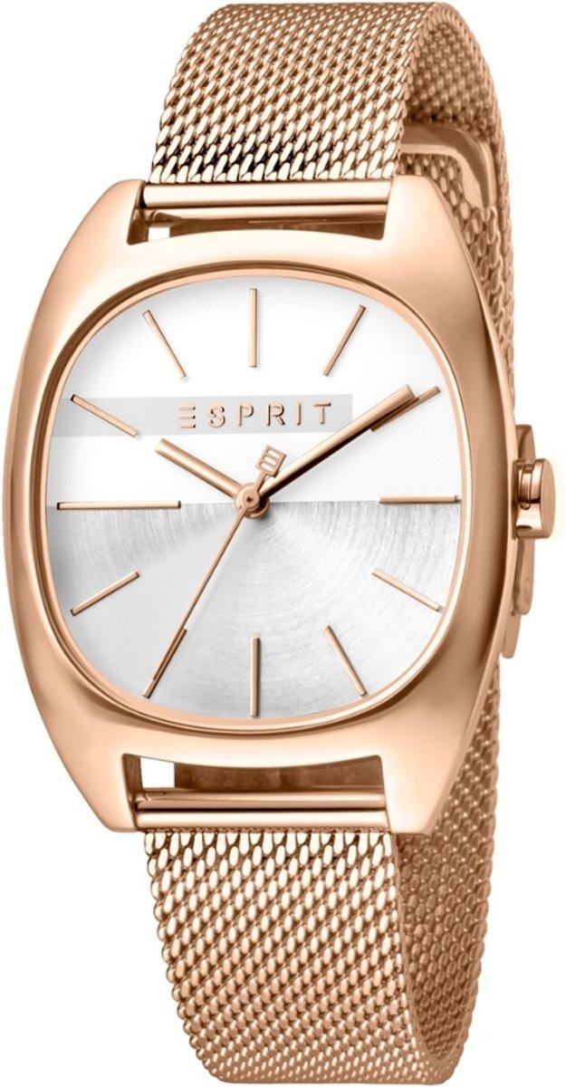 Esprit ES1L038M0105 Infinity horloge - Staal - Ros?kleurig - ? 32 mm