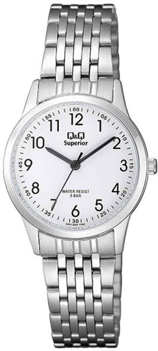 QQSUP - Q&Q Superior horloge S281J204Y