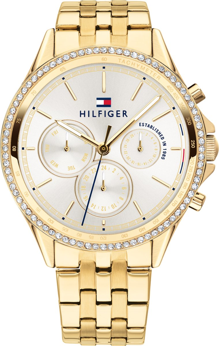 Tommy Hilfiger TH1781977 Horloge - Staal - Goudkleurig - ? 38 mm