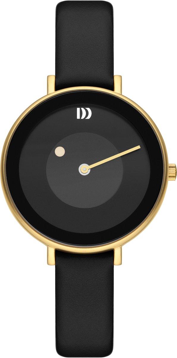 Danish Design Frihed Mane horloge  - Zwart