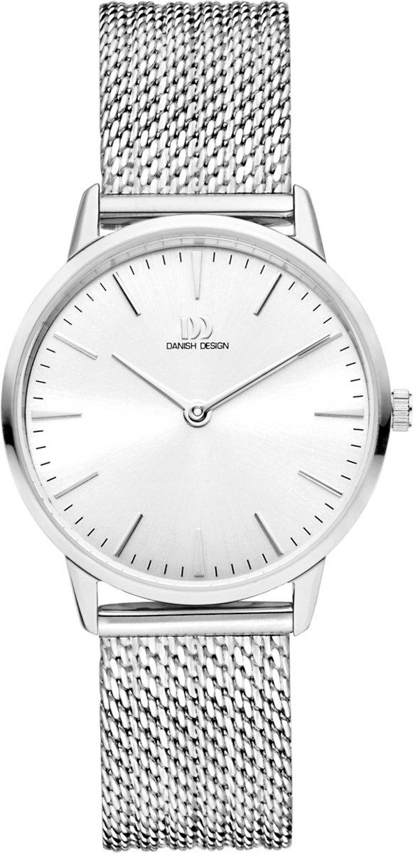 Danish Design Tidl?s Akilia horloge  - Zilverkleurig