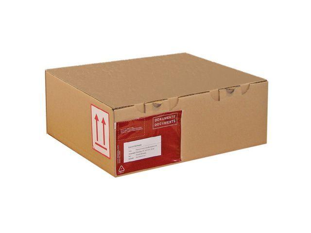 Pressel Postpakketdoos bruin 430 x 300 x 180mm (pak 25 stuks)