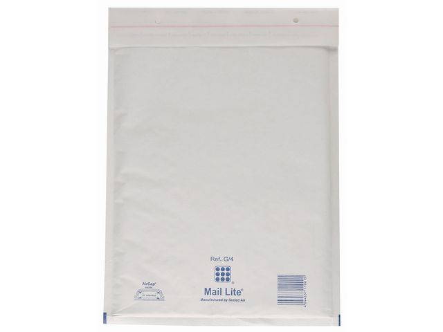 Mail Lite? Luchtkussenenveloppen nr 13: 150 x 210 mm (doos 100 stuks)