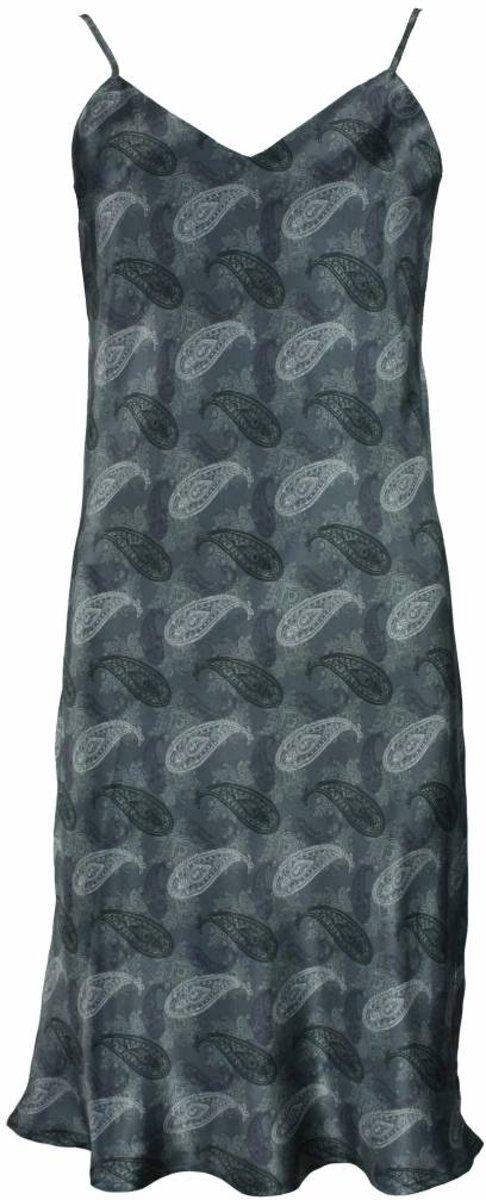 Irresistible Dames Nachthemd Zwart IRNGD2011A Maten: S