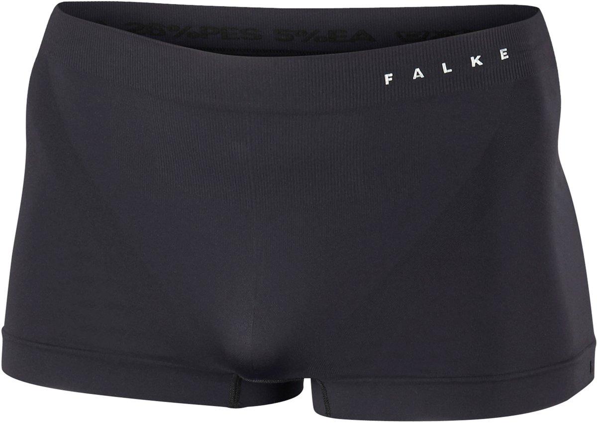 Falke Boxershort 39618-3000 Zwart -  Maat M