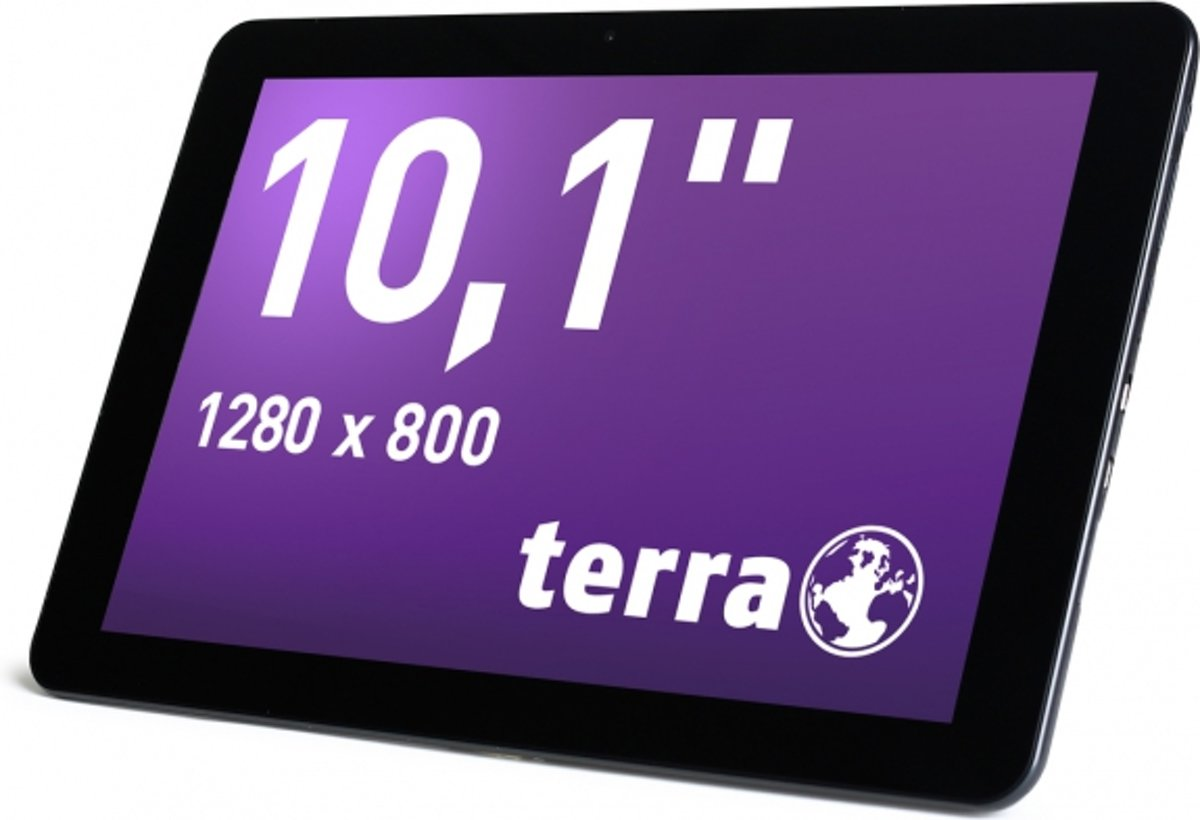 Terra Pad 1005 - 10.1 inch - WiFi + 4G - 32GB - Zwart
