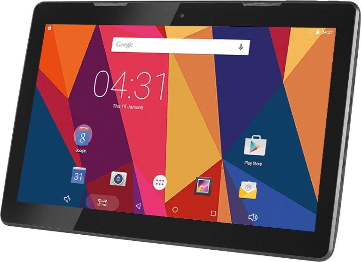 Hannspree HANNSpad 133 Titan 2 tablet Rockchip RK3368 16 GB Zwart