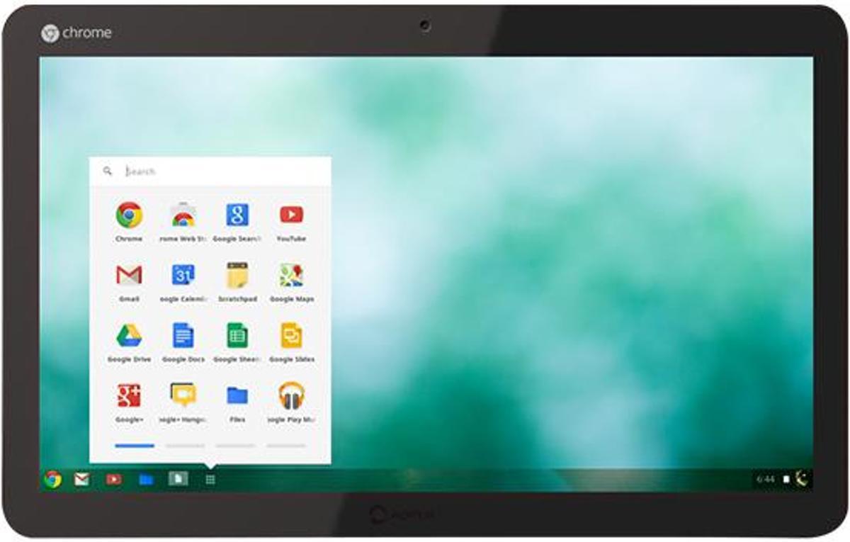 Aopen Chromebase Commercial Digital - 22 inch - WiFi - 32GB - Zwart