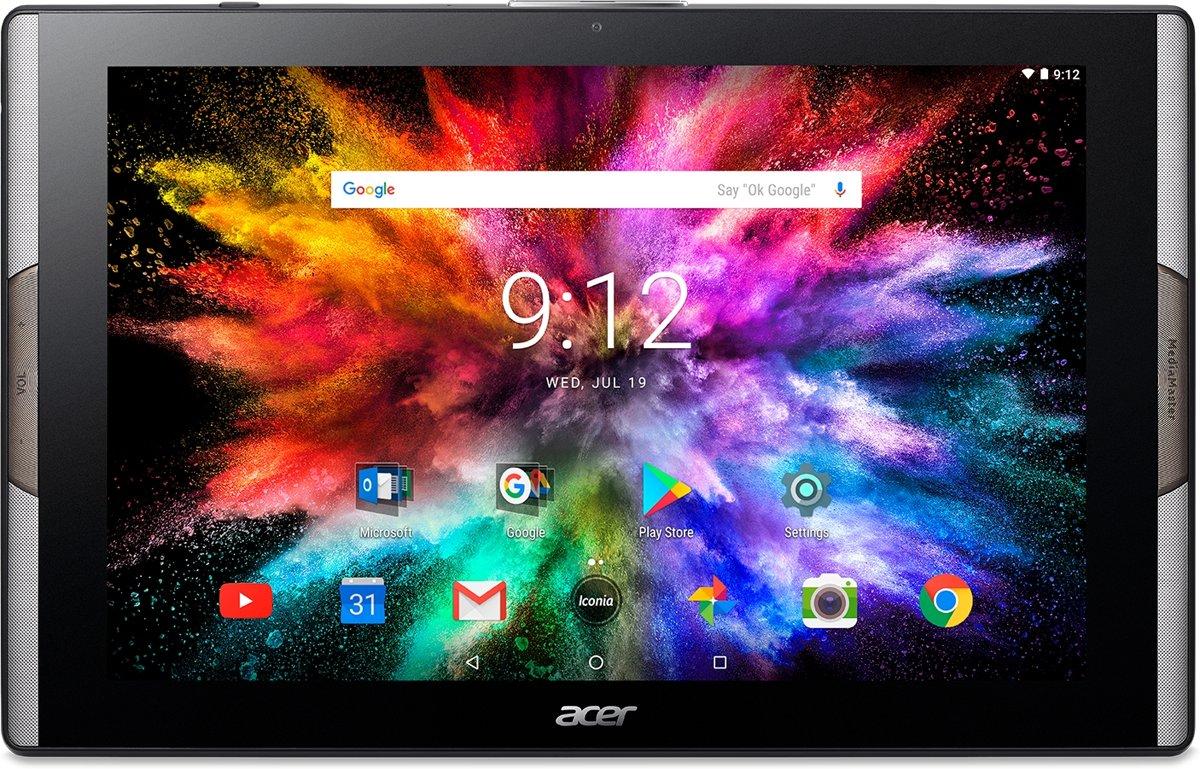 Acer Iconia A3-A50-K23Y - 10.1 inch - WiFi - 64GB - Zwart