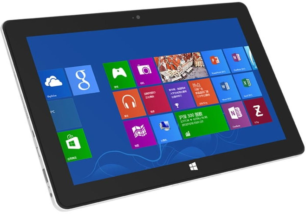 Lipa Jumper 6S Pro tablet 6/128 GB SSD/ Windows 10/ Full HD/ 128 GB SSD opslag/ 6 GB werkgeheugen/ Micro HDMI/ Aansluiting toetsenbord
