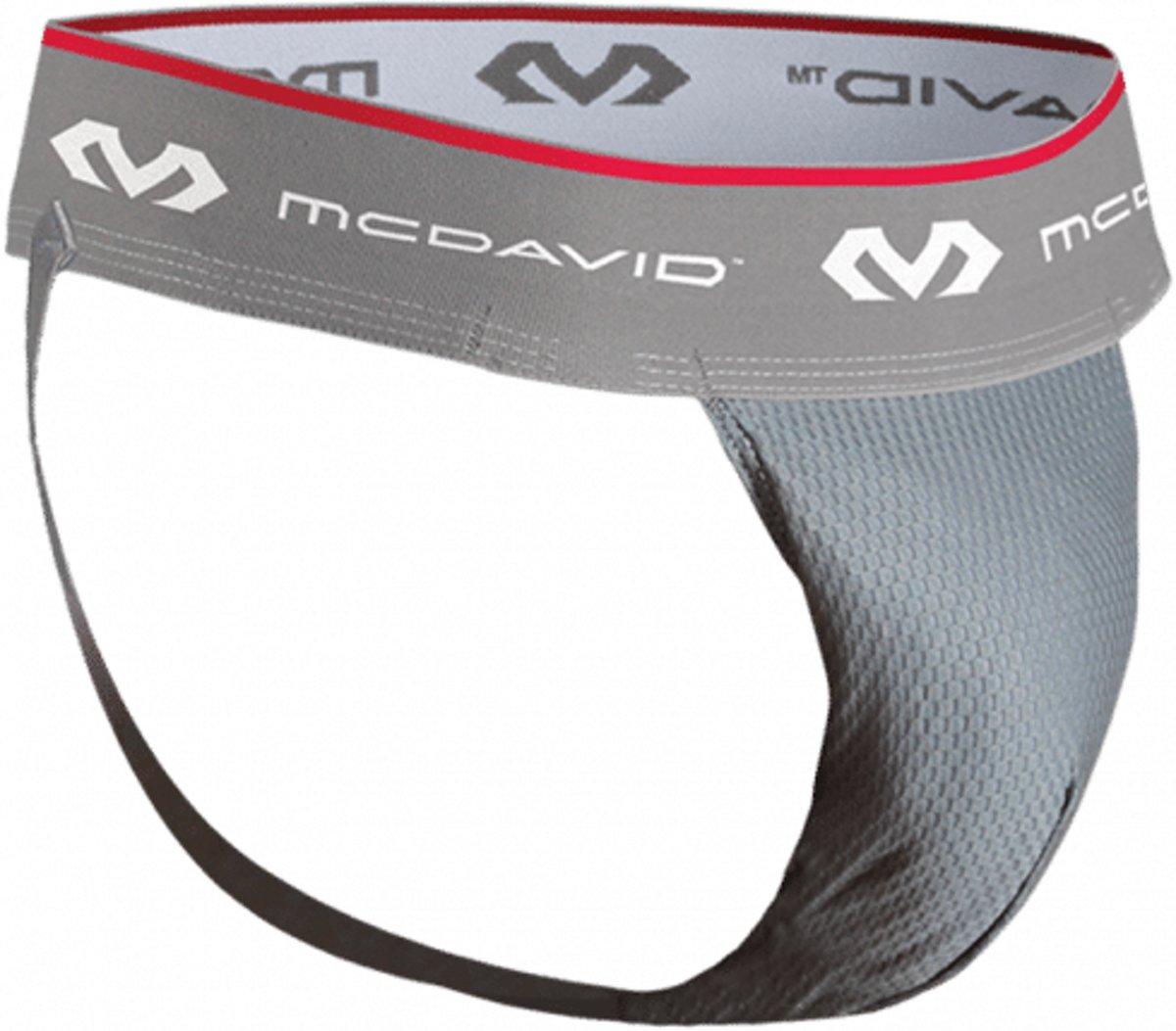 McDavid 3300 - Atletische Supporter - Grijs - Extra Large