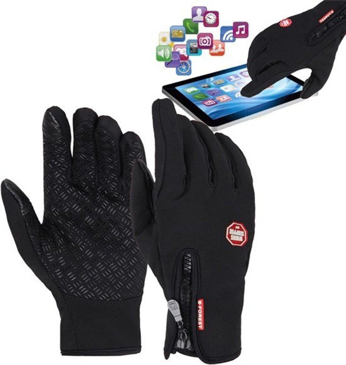 Handschoenen XL - Fietshandschoenen - Sporthandschoenen - Touchscreen Bediening - Unisex – Extra Large