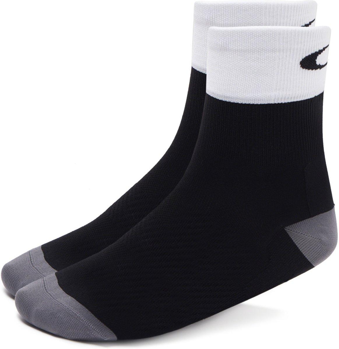 Oakley Cycling Sock - Fietssok - maat S - Blackout