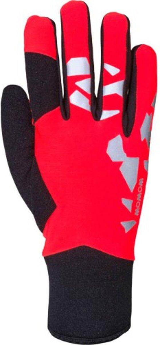 Wowow handschoen Thunder rood l