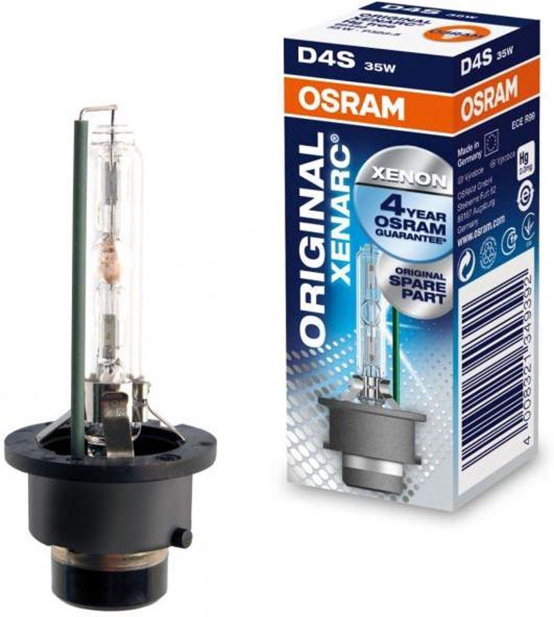 Osram Xenarc Original 35W Xenon P32d-5 3200lm autolamp