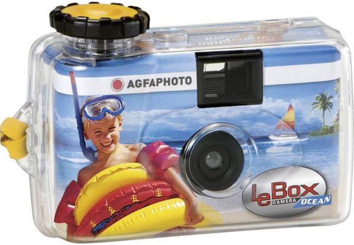 AgfaPhoto LeBox Ocean Einwegcamera Outdoor staub/wasserdicht