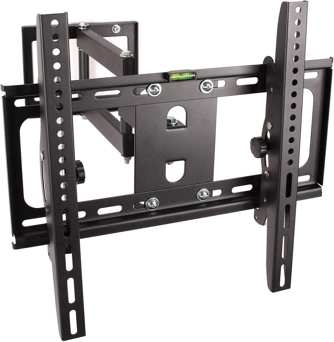 TV steun voor tv's van 26-55 inch, tv beugel, tv standaard, muurbeugel met waterpas