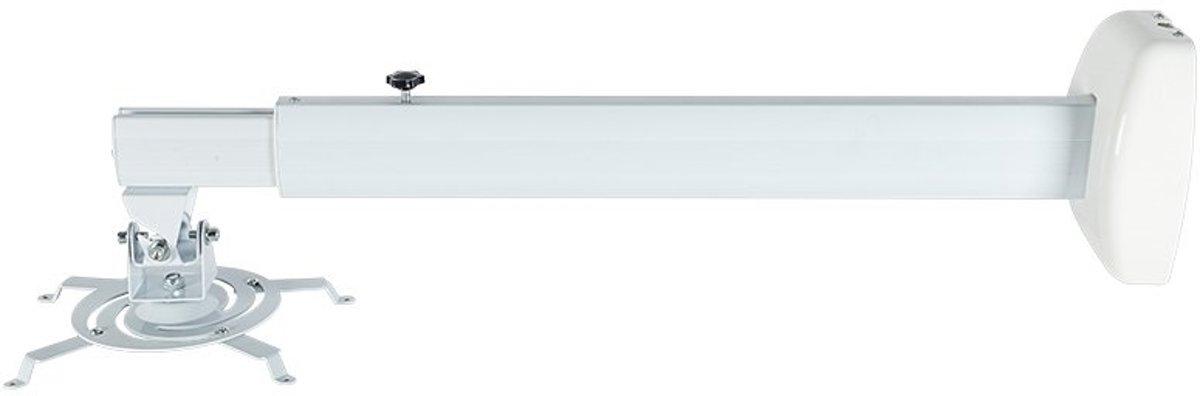 MyWall HP100 TV Vloerstandaard Zwart - Hoogte: 120cm - 180cm