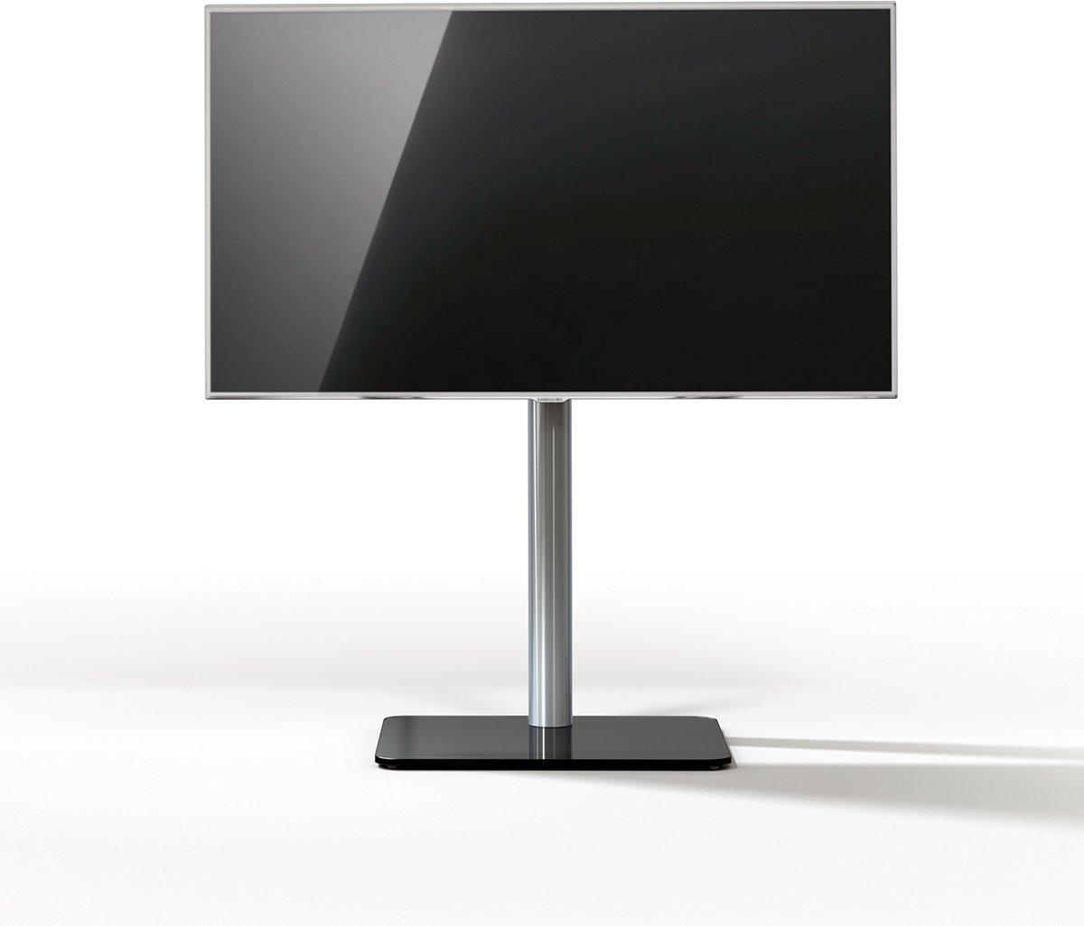 Spectral Just-Racks TV600-BG (zwart glas) tv standaard voor 40