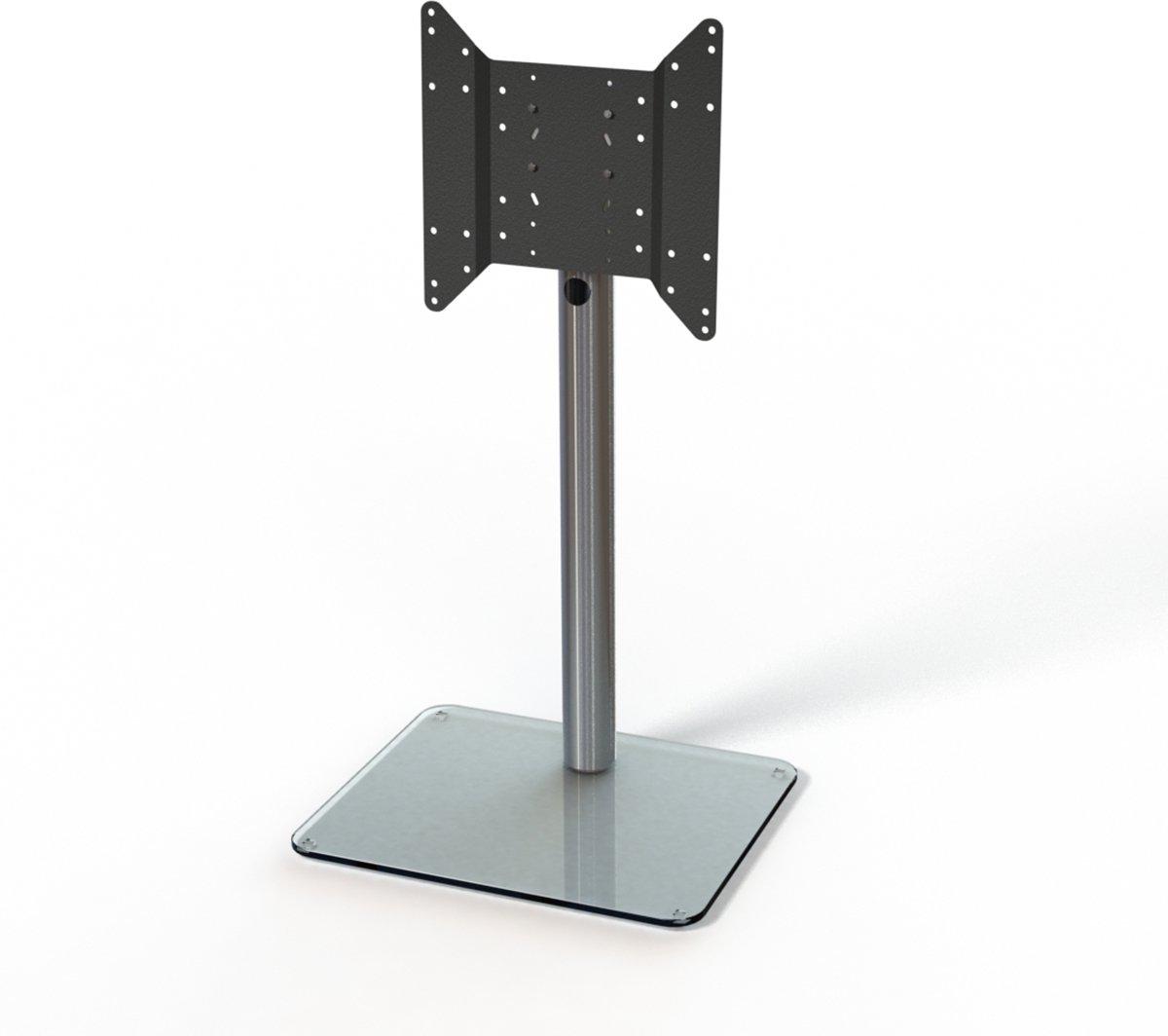 Spectral Just-Racks TV600-KG (helder glas) tv standaard voor 40