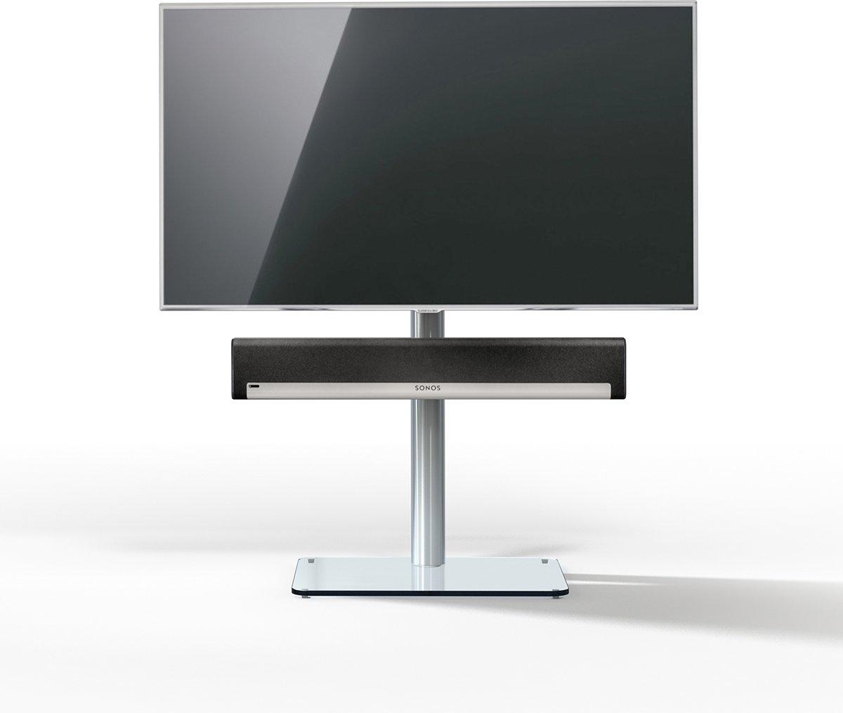 Spectral Just-Racks TV600SP-KG (helder glas) tv standaard voor 40