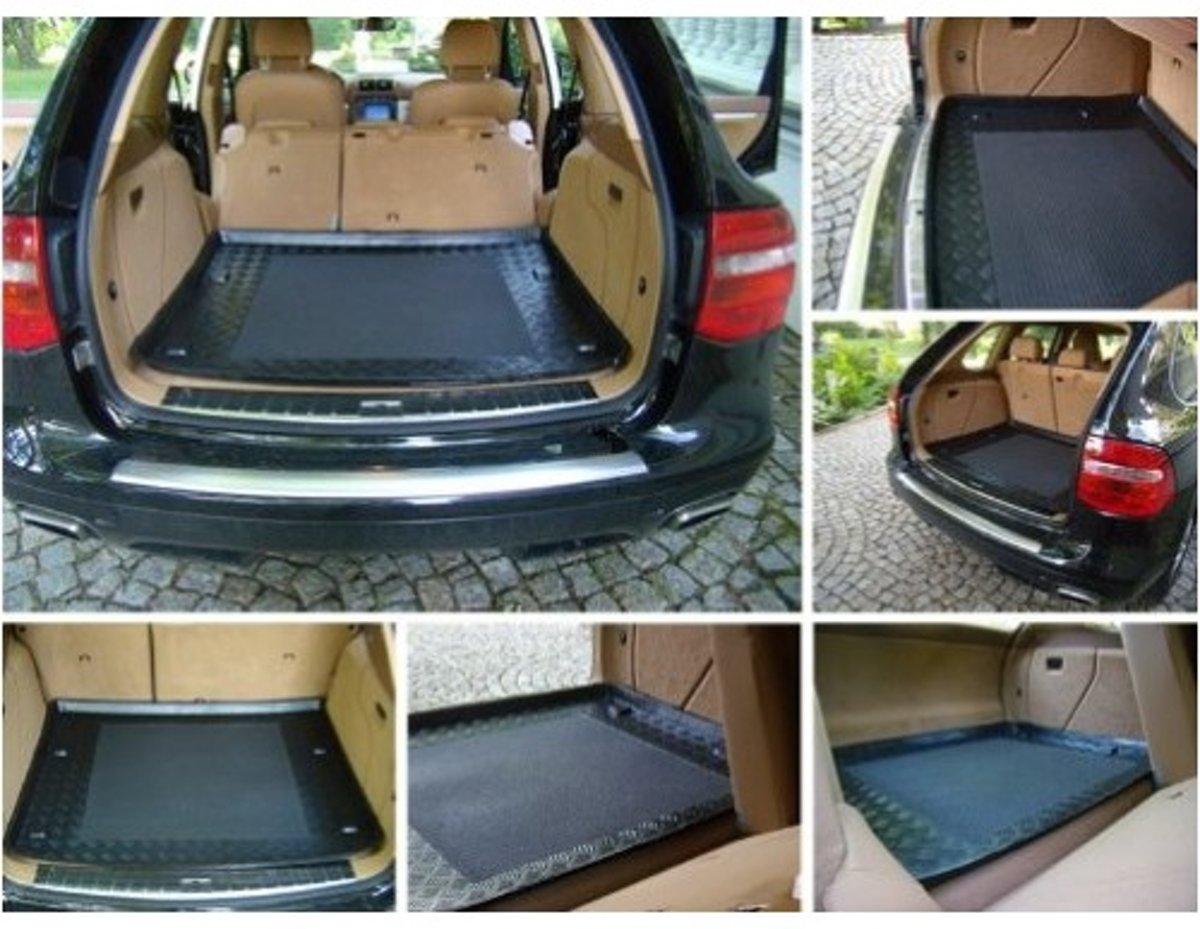 Armsteun Kamei Seat Cordoba (6L) stof Premium zwart 2003-2008