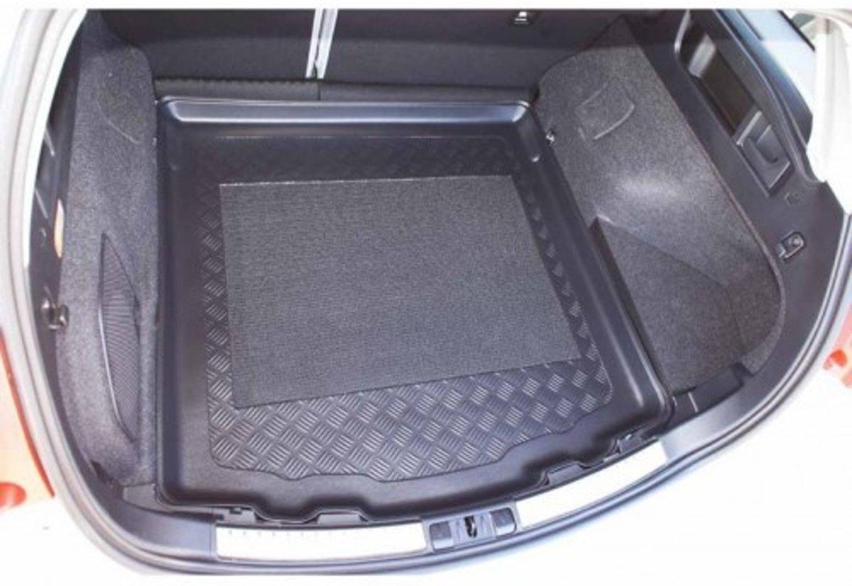 Armsteun Kamei Volkswagen Beetle (9C) stof Premium zwart 1998-2011
