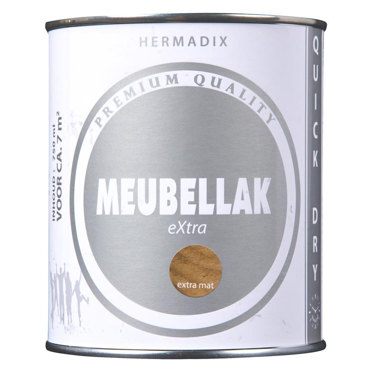 Hermadix meubellak extra mat 750ml