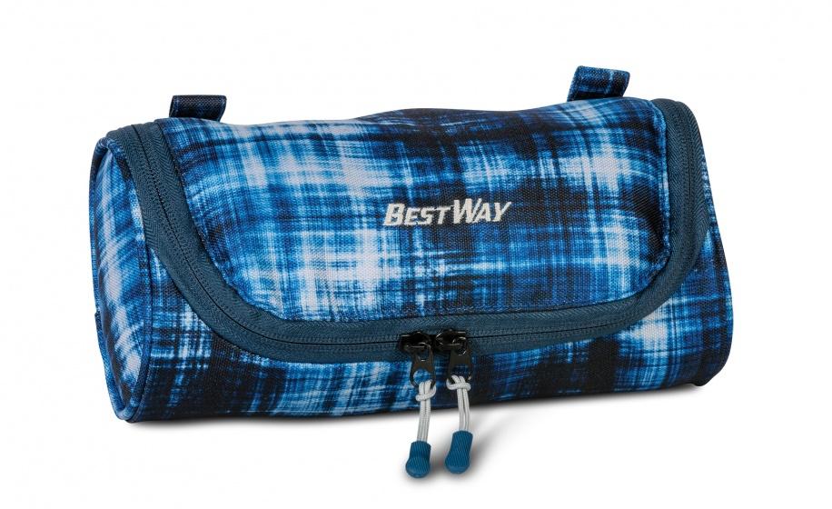 Bestway etui Evolution 22 cm jeansblauw