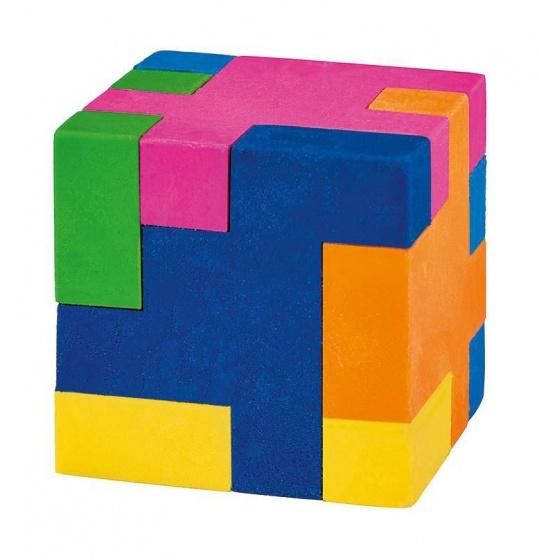 Moses gum puzzelkubus 2,8 cm