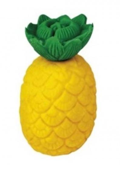 Moses gum Ananas geel 3 cm per stuk