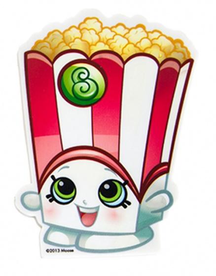 Slammer Shopkins reuze popcorngum 10 x 6 cm