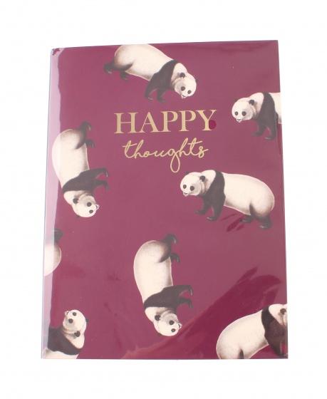 Blueprint Collections sticky notes Yvonne Ellen panda bordeaux