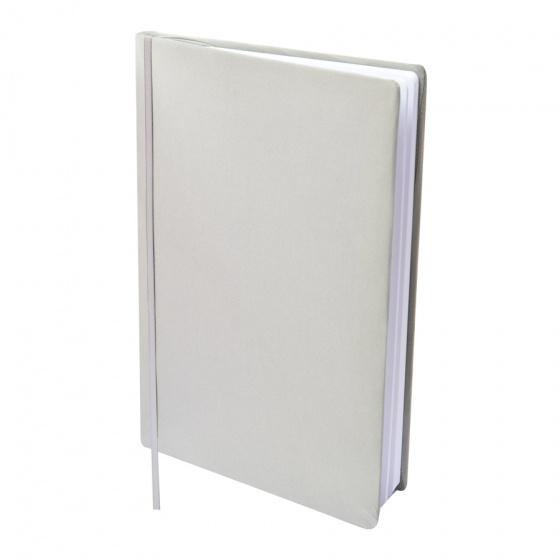 Dresz elastische boekenkaft A4 textiel/elastaan grijs