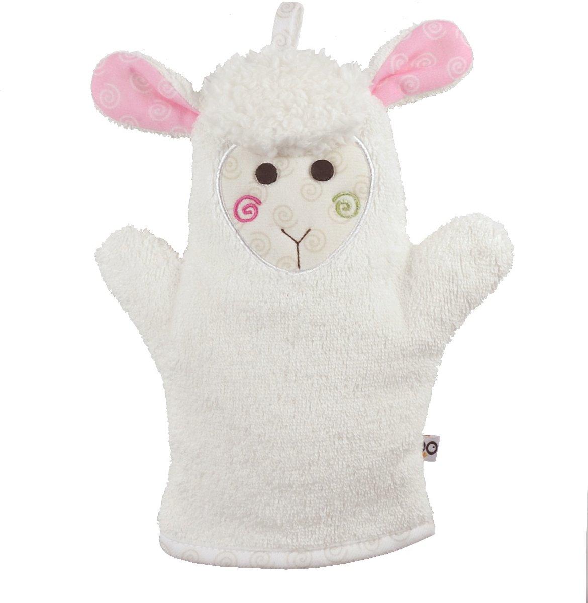 Zoocchini washandje - Lola the Lamb