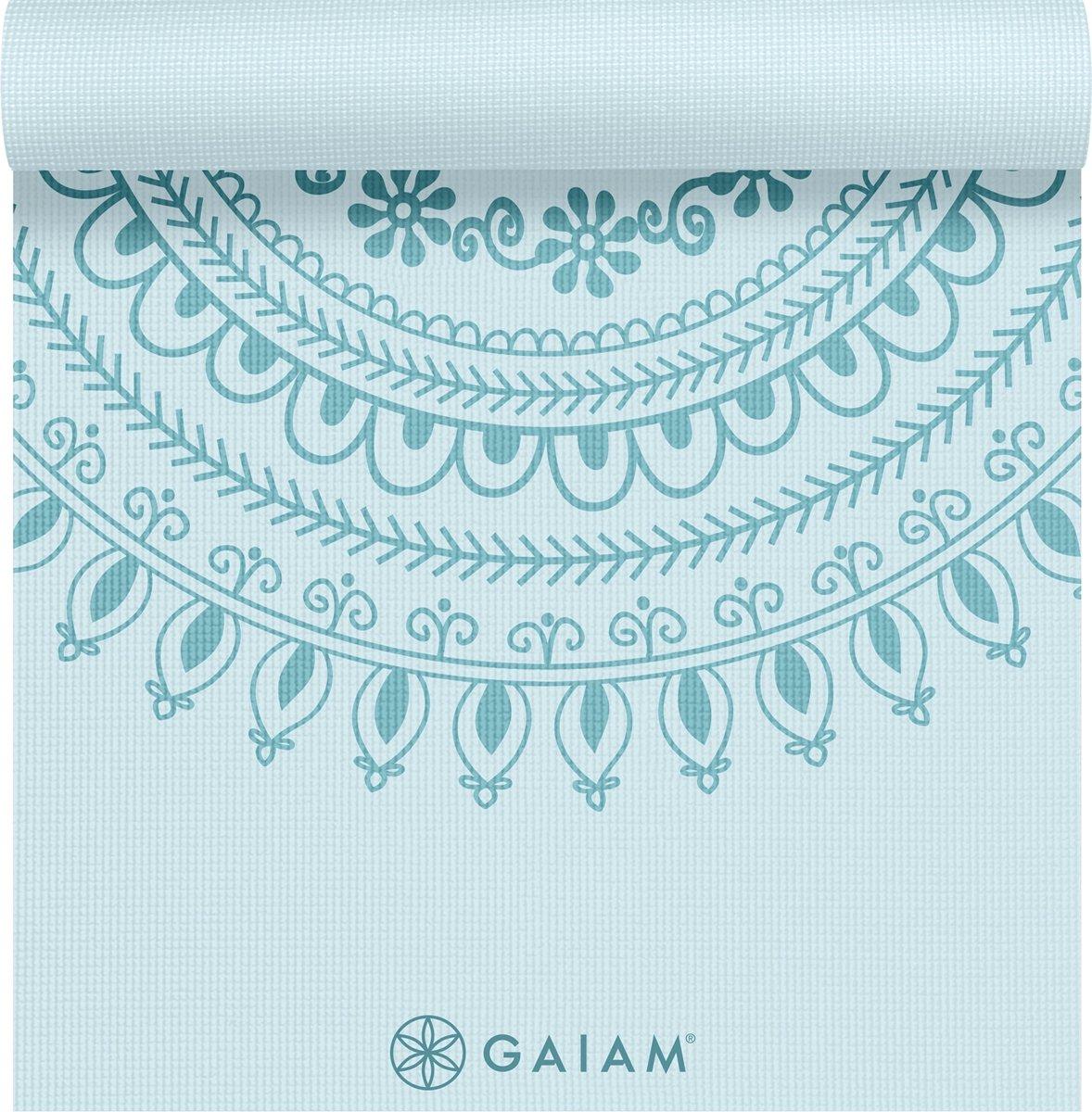 Gaiam Premium Yogamat - 6 mm - Marrakesh