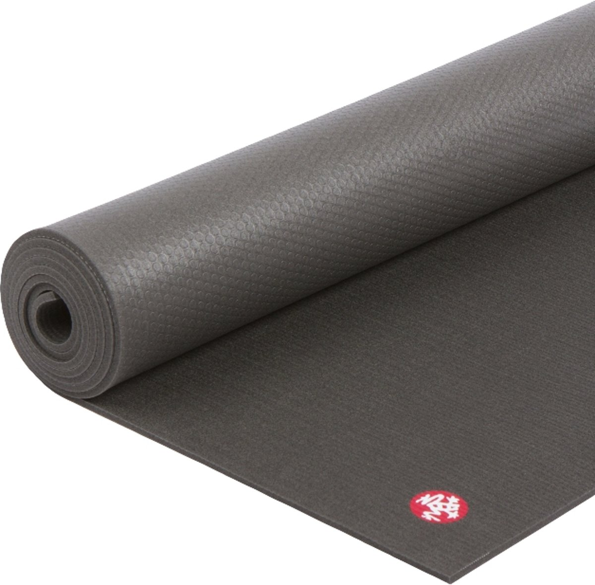 Manduka Black Pro - Yoga mat - 216 cm x 66 cm x 0,6 cm - Zwart