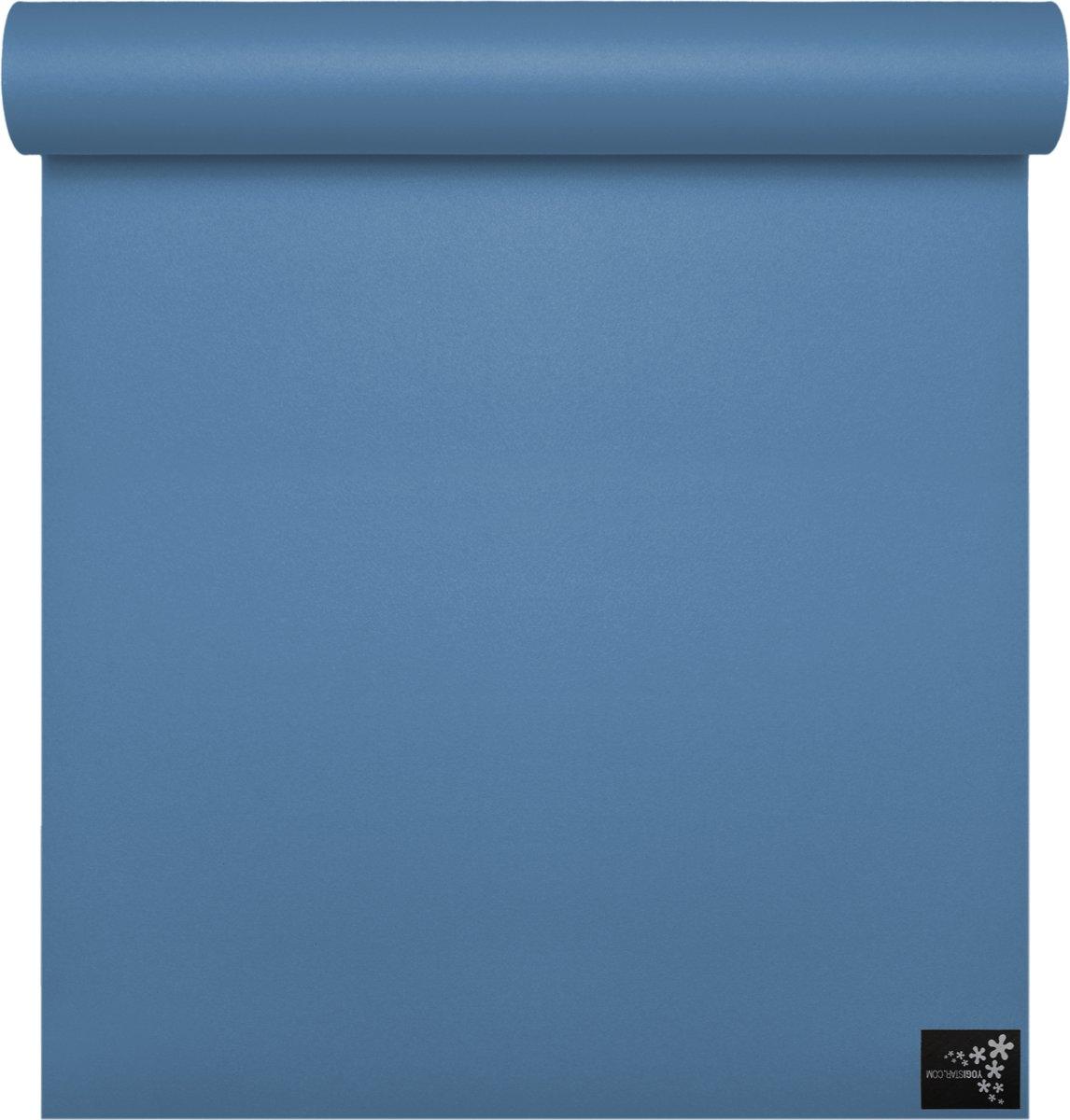 Yogamat sun - 4 mm topaz blue Fitnessmat YOGISTAR