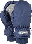 Barts Nylon Mitts Kids - Winter Handschoenen - Maat 4 - Navy