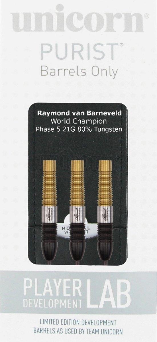 W.C Purist Barneveld Phase 5 80%-23 gram