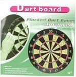Flocked Dart Game Advanced - Dartbord