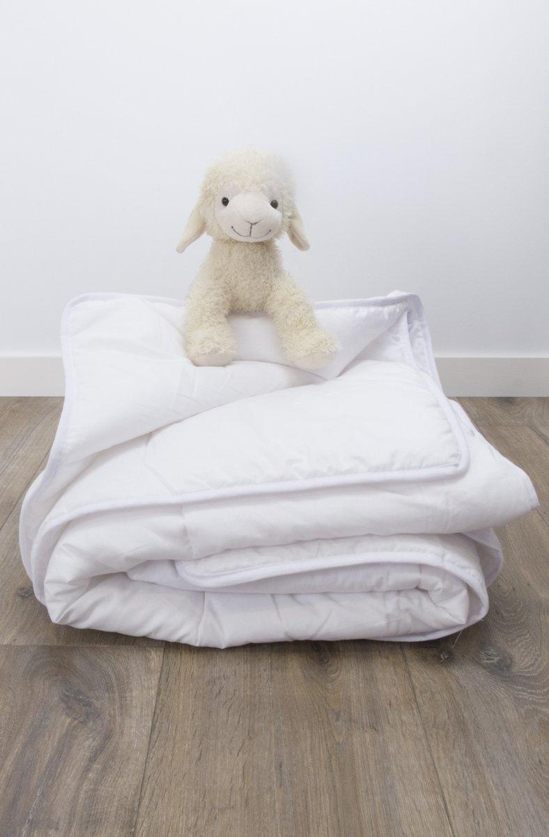 Dekbed van Eendendons voor baby's 100x140 cm